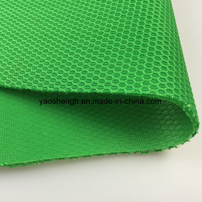 Sandwich Air Mesh Fabric for Running Shoes
