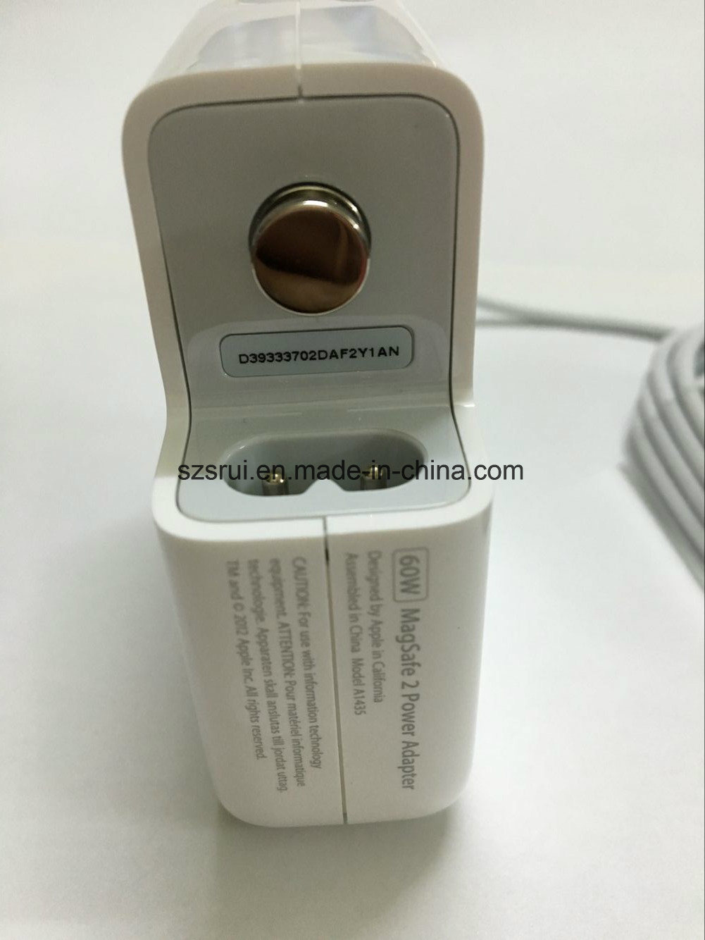 60W Magsafe 2 Power AC/DC Adapter for Apple