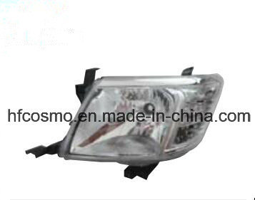Hino 700 Truck Parts Bumper Head Lamp, Mirror