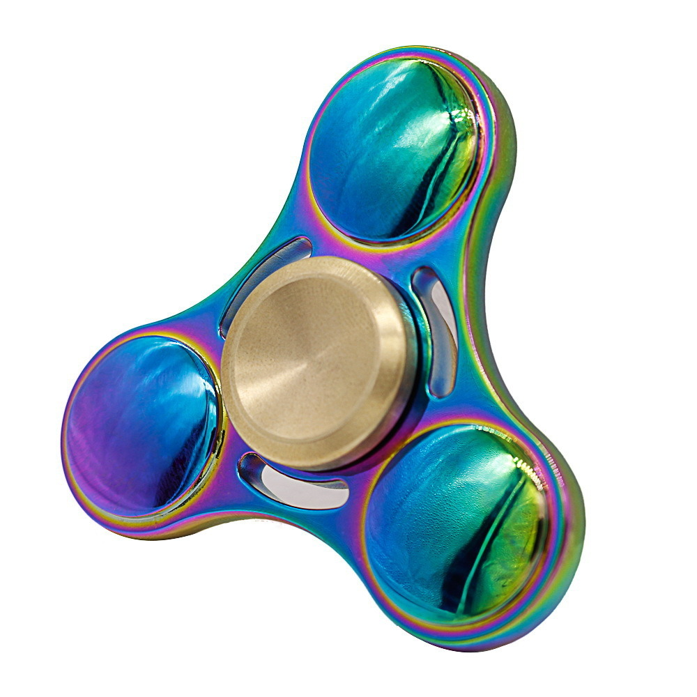 High Quality Fidget Spinner with 7min spinning Time