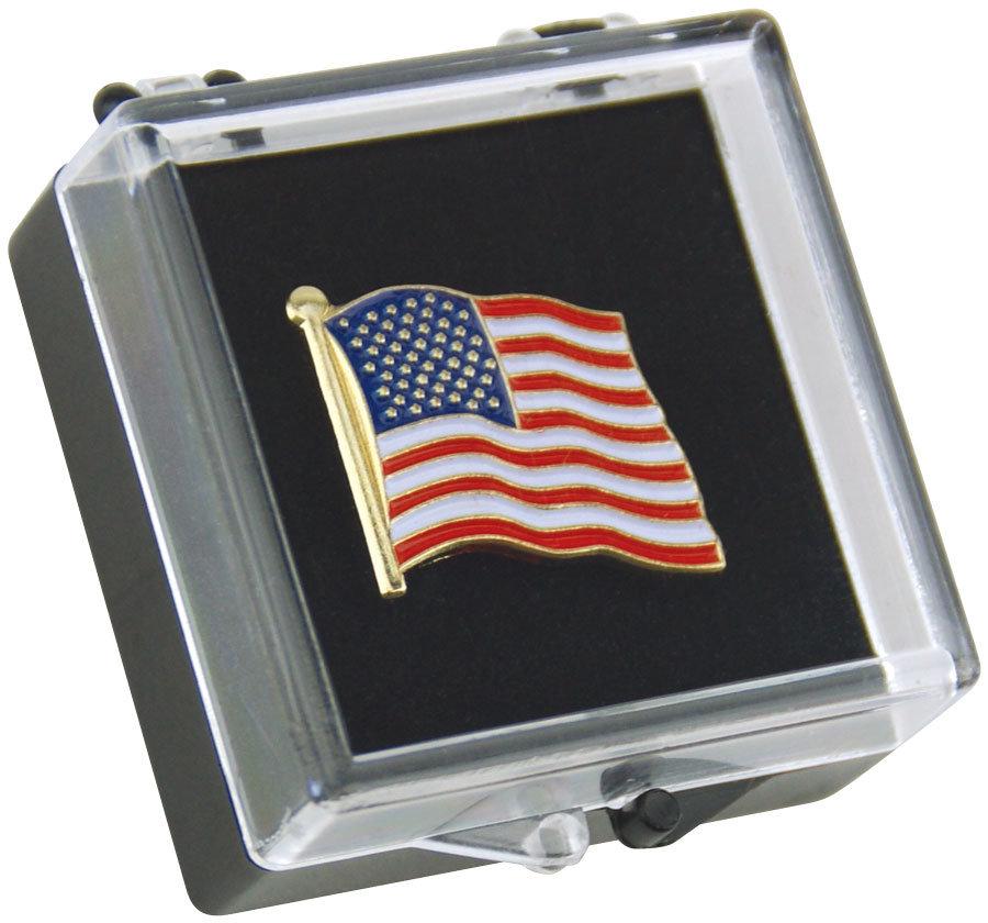 Top Sell High Quality Custom USA Metal Lapel Pin