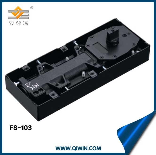 Hydraulic Floor Spring for Glass Door Hinge (FS-103)