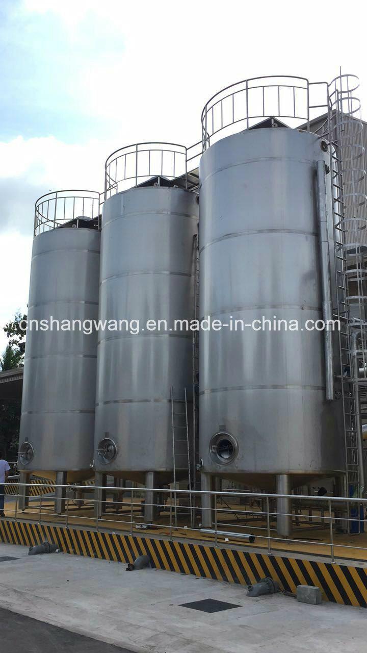 20000 Liter Outdoor Milk Storage Tank/Silo