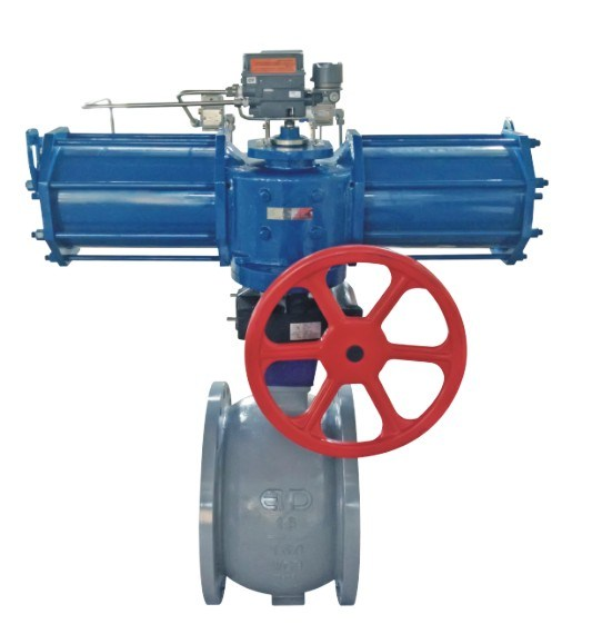 High Performance V Type Control Ball Valve API607 API6d Ce