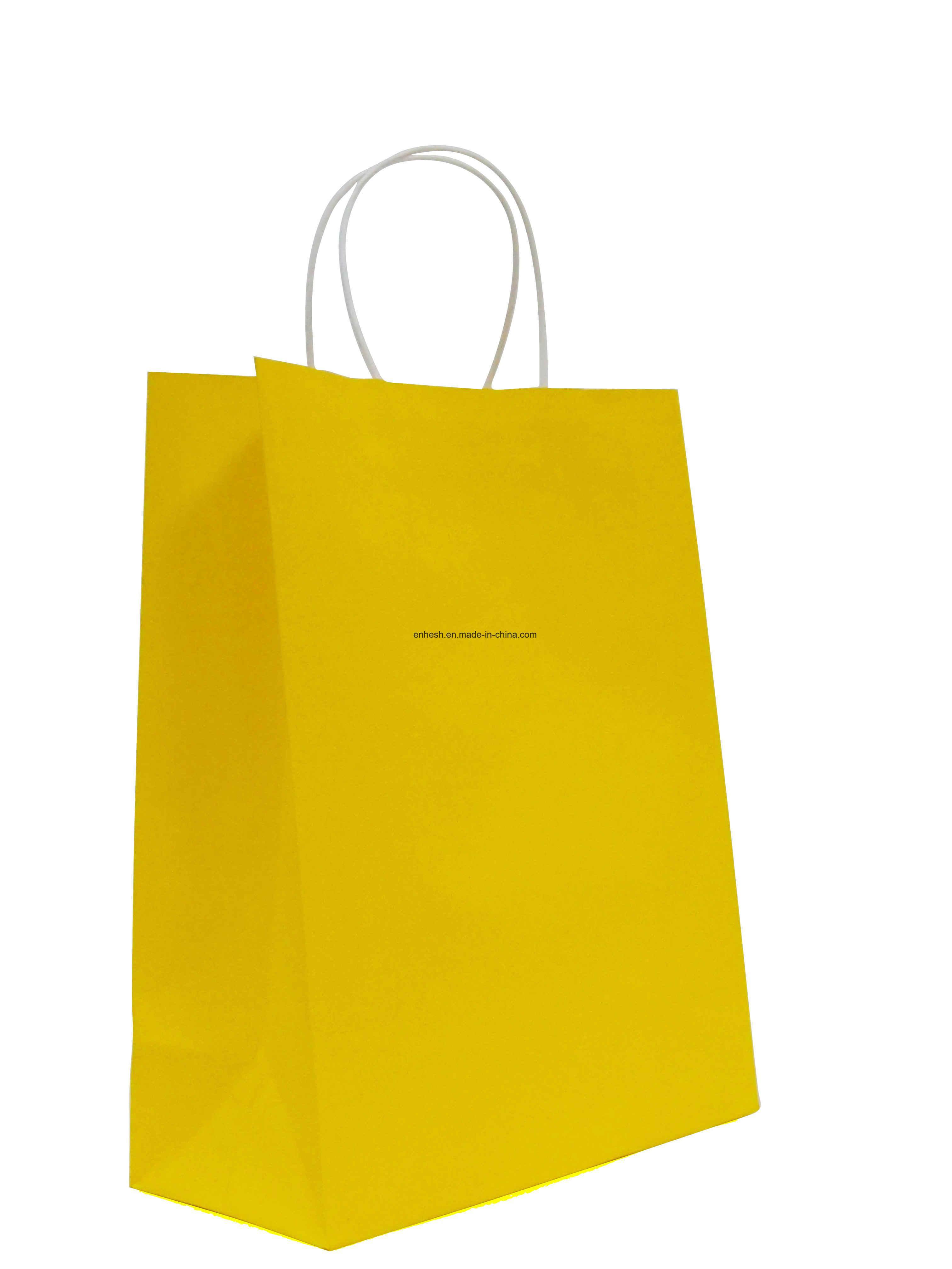 Hot Sale Manufacturer Custom Paper Bag Shopping Bag Gift Bag