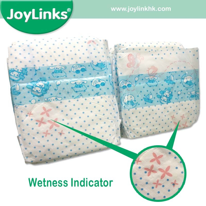 2017 New Econmoic Baby Diapers Items with High Absorption