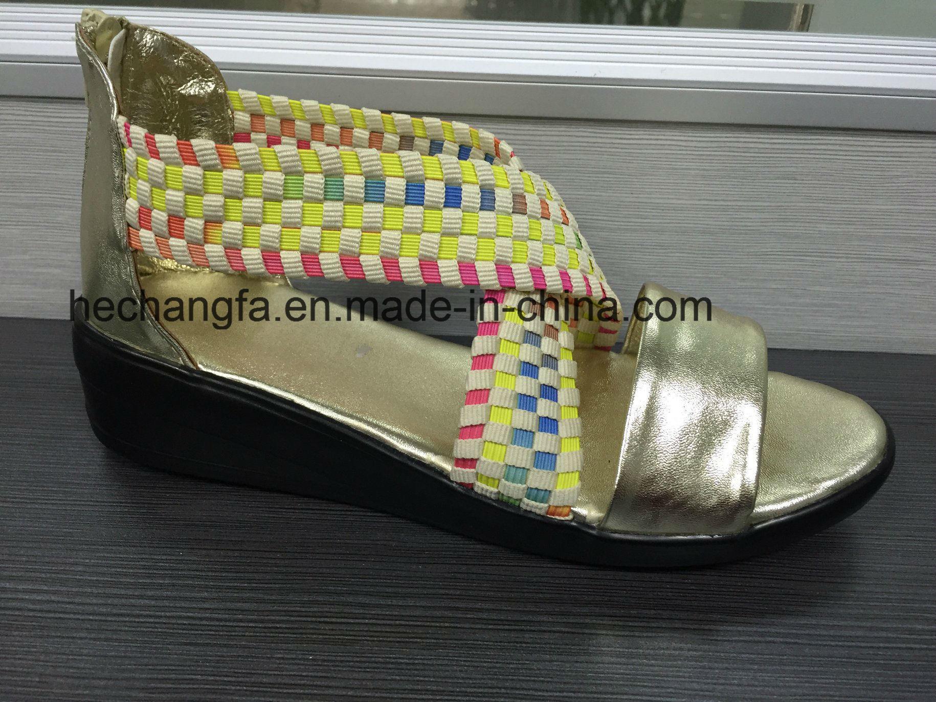Sandal Woven Shoes