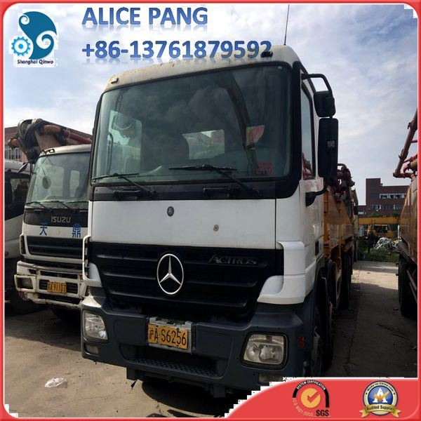 45m Sany Concrete Pump with Mercedes-Benz Truck (37-45m)