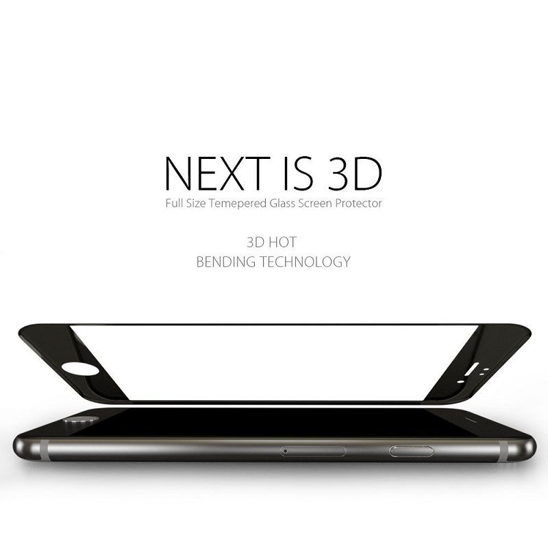 9h 3D Glass Screen Protection for iPhone 7 Plus (5.5 inch) (0.4mm)