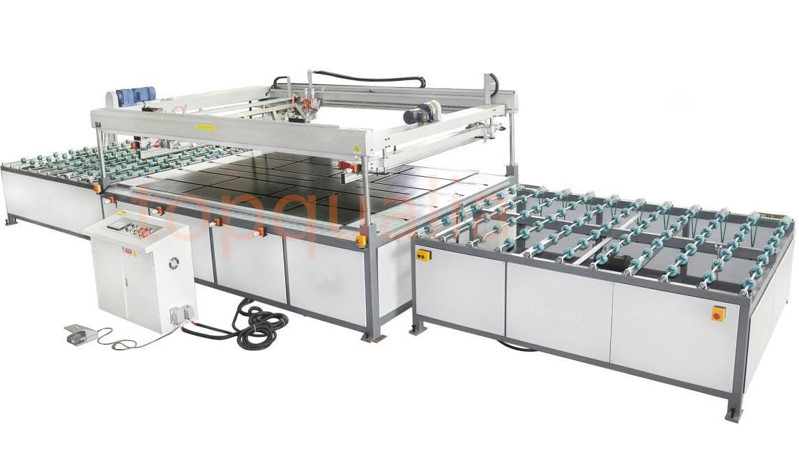 Tql2513 Automatic Glass Screen Printing Machine