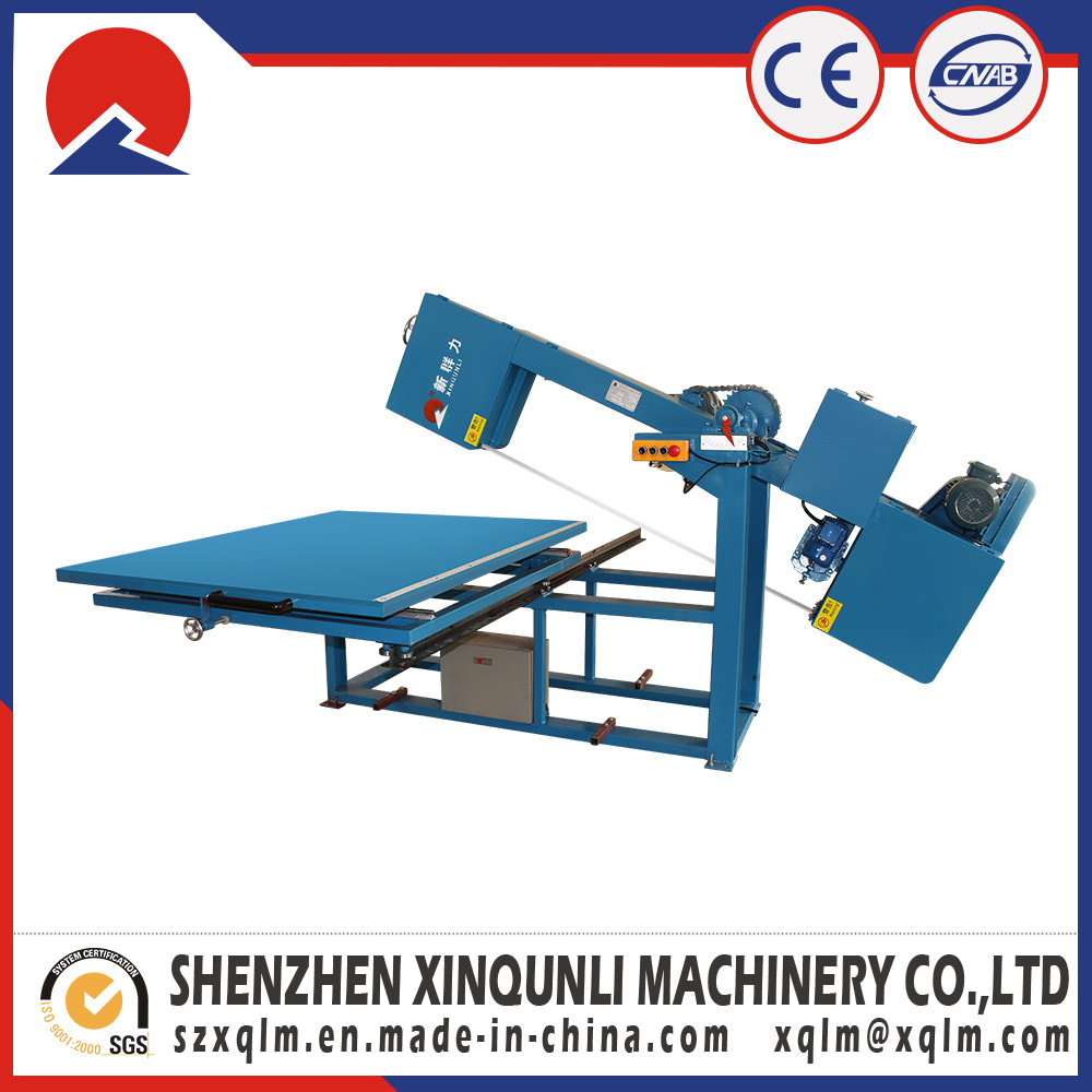OEM Sponge Cutting Machine with 4500mm Cutter Perimeter