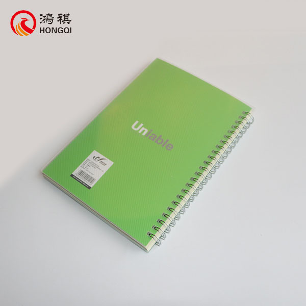 PP Cover Notebook