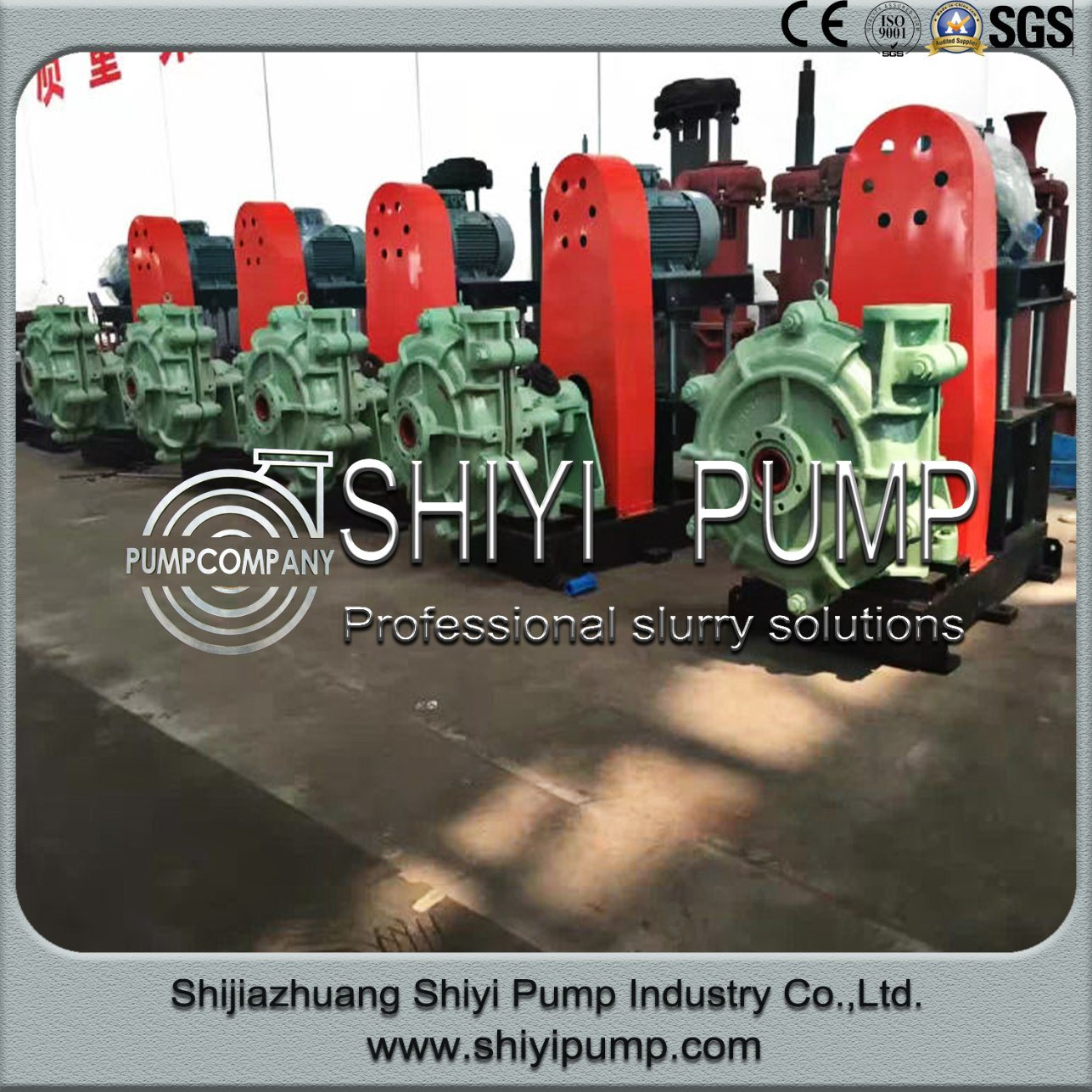 Tailings Delivery Heavy Duty Wear Resistant Horizontal Water Treatment Slurry Centrifugal Pump