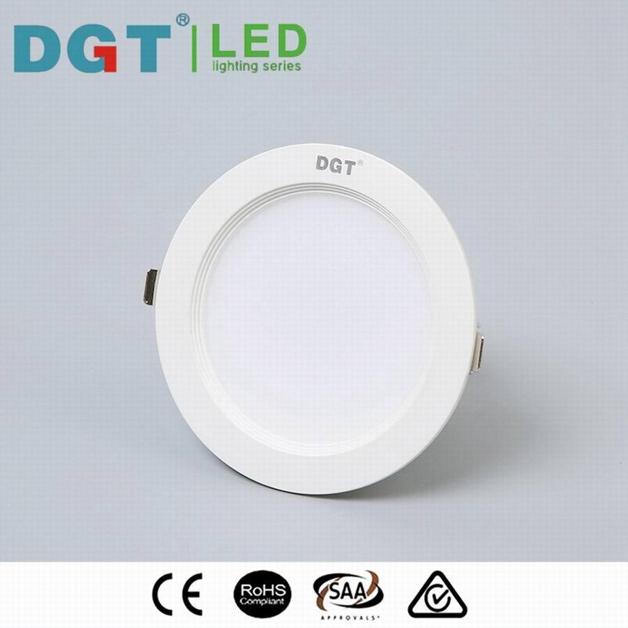 Ce SAA RoHS High Quality 5W 8W 10W LED SMD Downlight