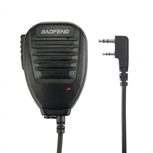 Cheap Speak Mic for Two-Way Radio