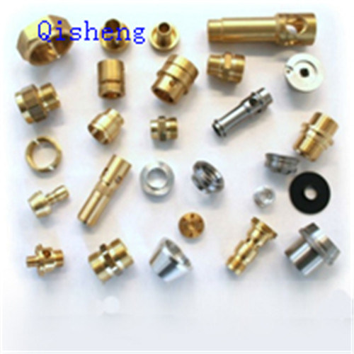 CNC Machining Parts, From Aluminum, Copper