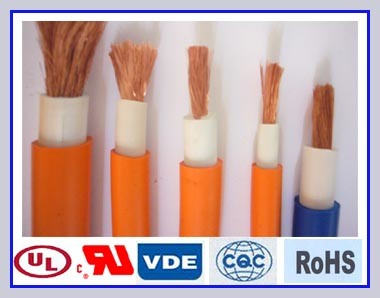 Heat Resistant Silicone Rubber Insulated Electric Wire