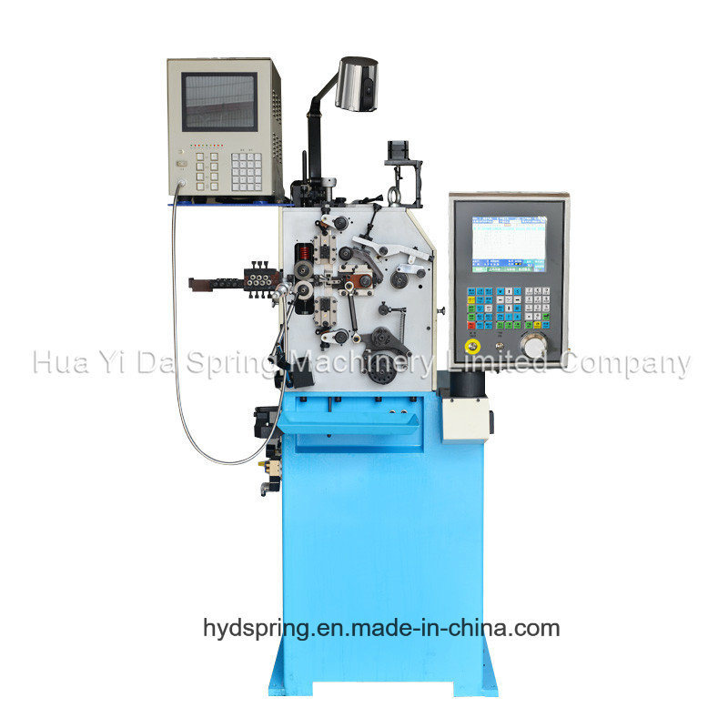 Hyd-208 Automatic Spring Machine & Spring Compression Machine