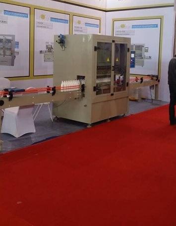 Anti-Corrosive HCl Bleach Liquid Filling Machinery