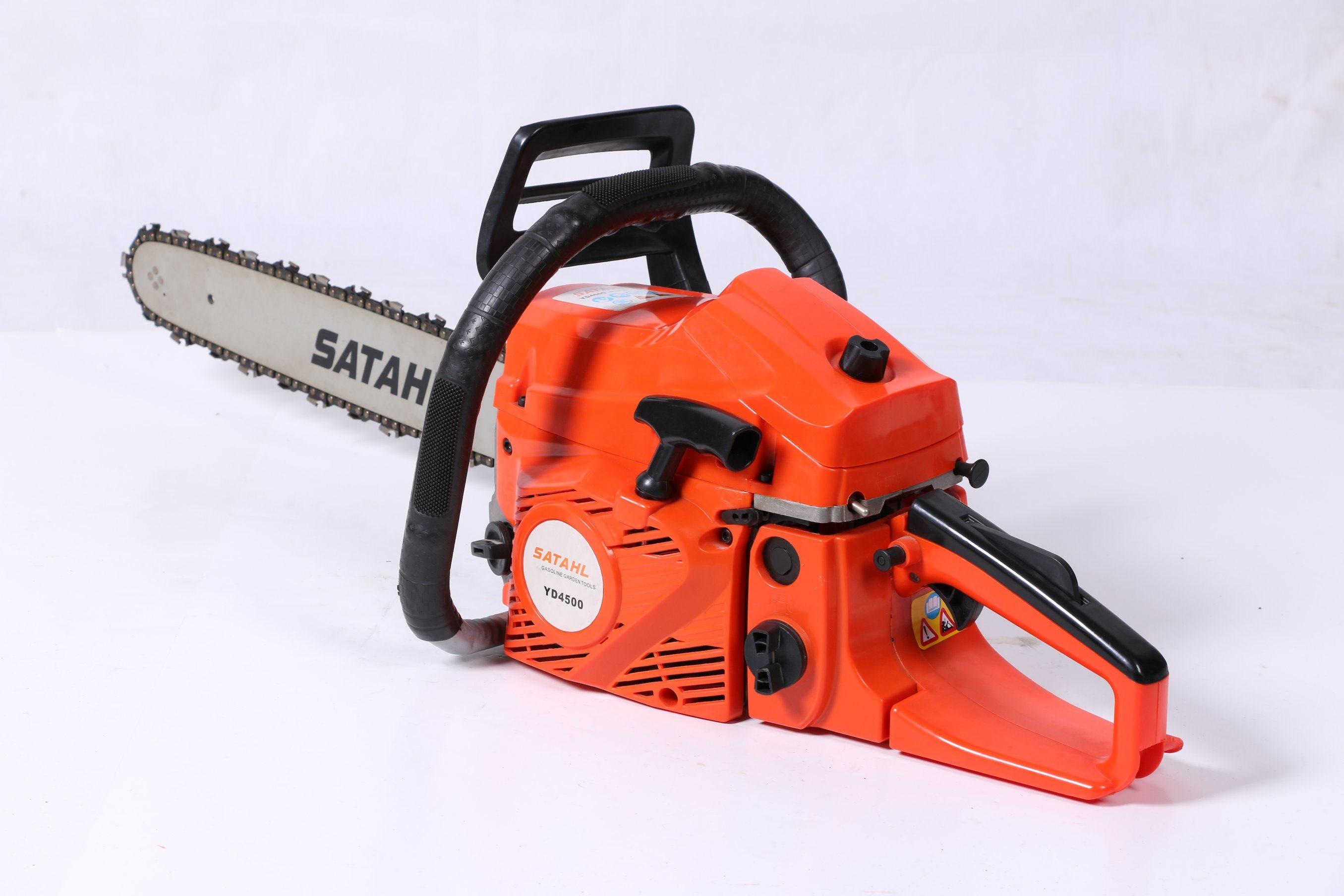Power Garden Machine 4500 Chain Saw