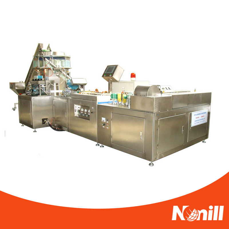 Auto Filling and Sealing Machine for Syringe Packing