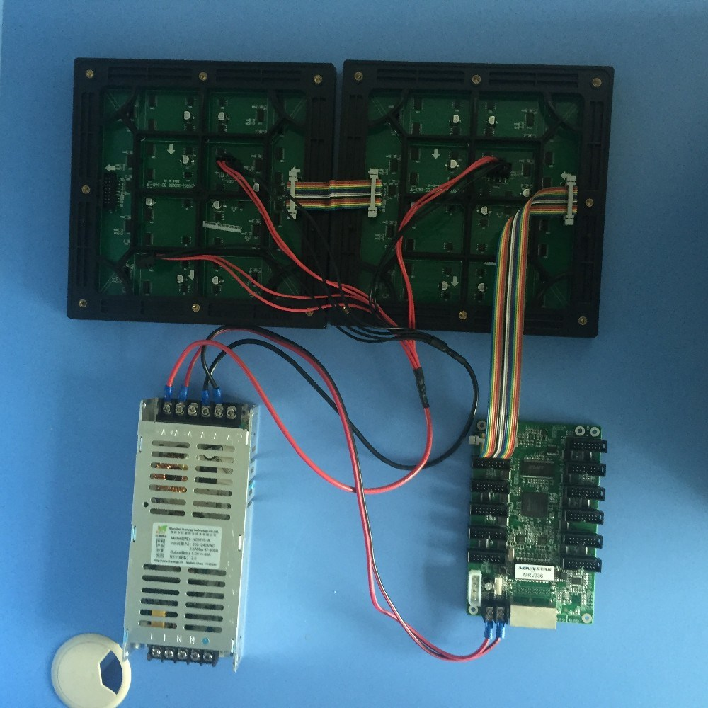 LED Controller Card for Wall Display Screen