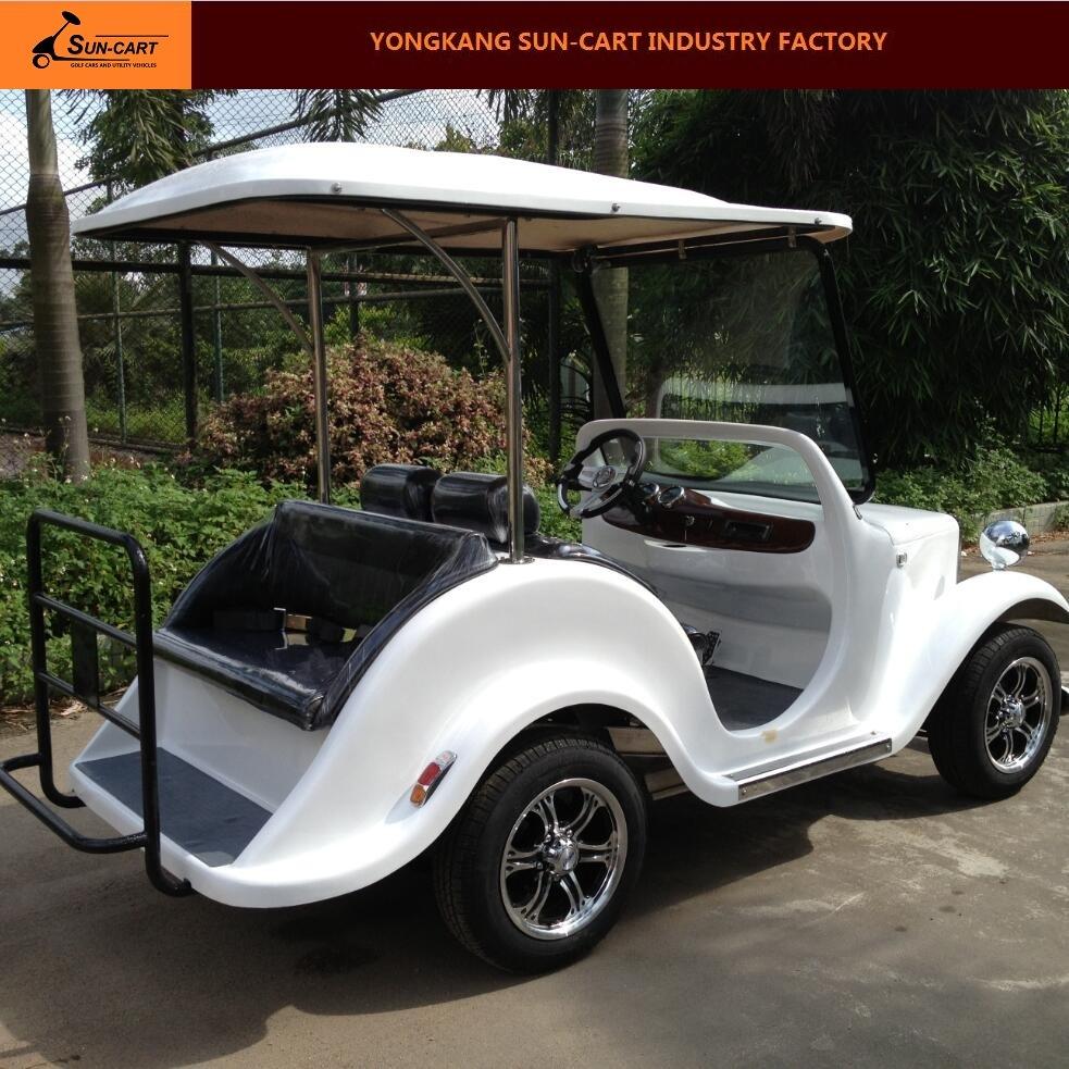 4 Seater Electric Vintage Car (vintage vehicle)