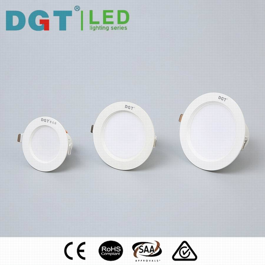 Ce SAA RoHS High Quality 5W 8W 10W LED SMD Downlight