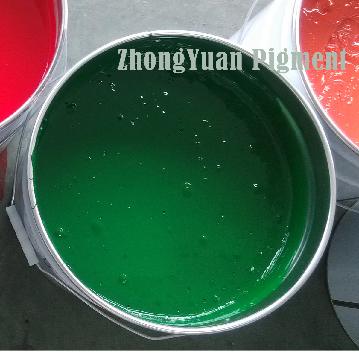 Zy-501 Green Color (for polyurethane products)