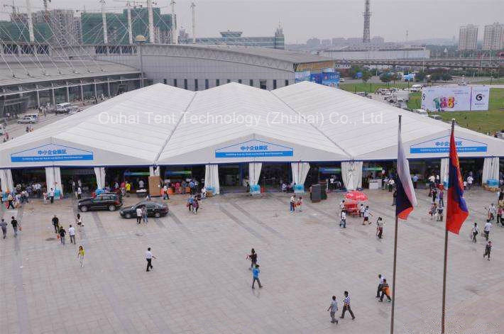 3 Sets 20m Width Big Marquee for Outdoor Exhibition and Fair