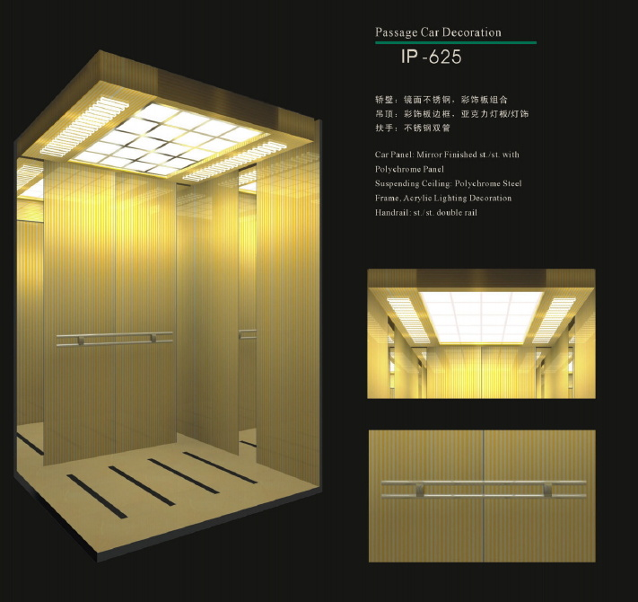 Energy Saving Type Passenger Elevator