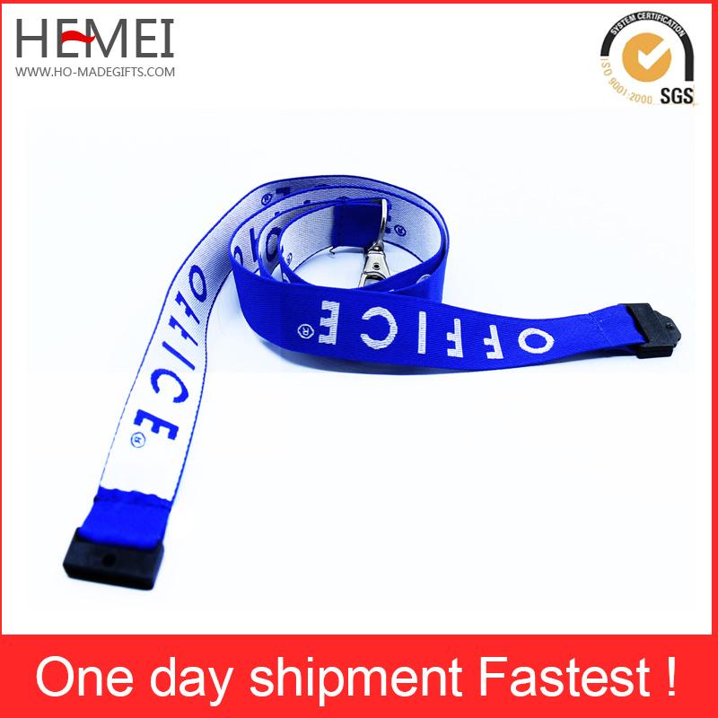 Ribbon Custom Logo Printing Polyester Lanyards