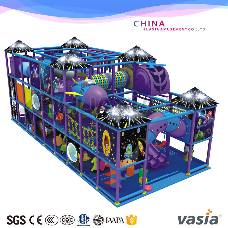Ce Indoor Amusement Playground Equipment for Children