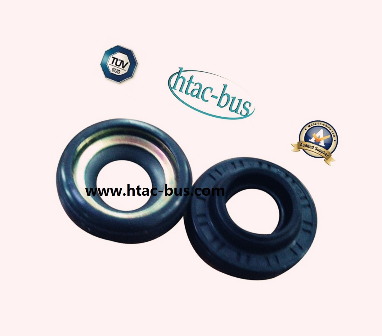 Dks32 /TM31 Compressor Rubber Shaft Seal 32mm Bus A/C Parts