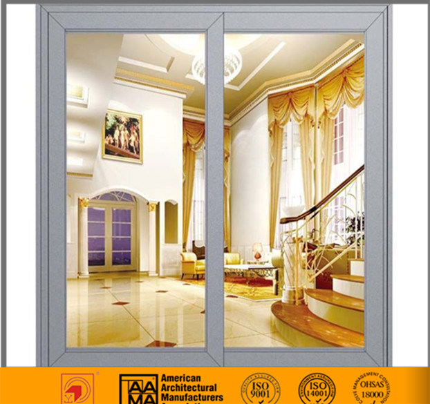 Modern Aluminum/Aluminium Sliding Windows in Standard As2047