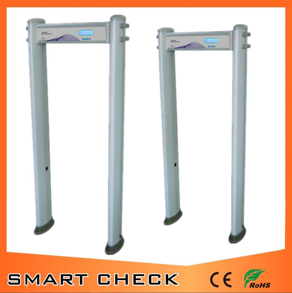 Airport Metal Detector Ellipse Walk Through Metal Detector