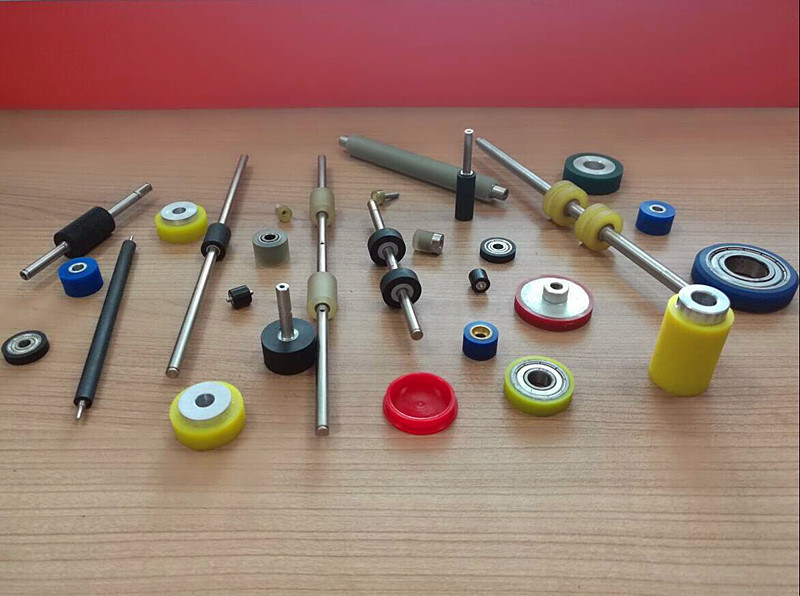 Various Polyurethane Roller Wear Resistance