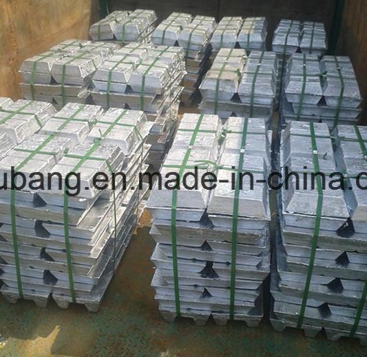 Lme Registered Special High Grade Shg Zinc Ingot 99.995