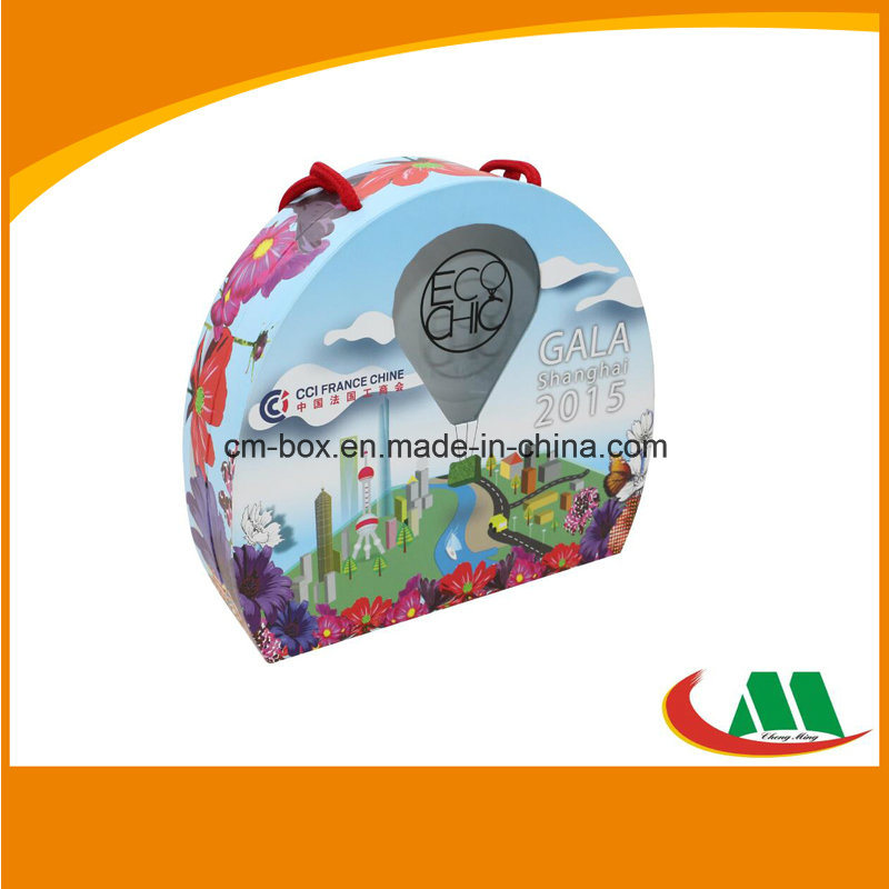 Cardboard Paper Display Packaging Box for Doll