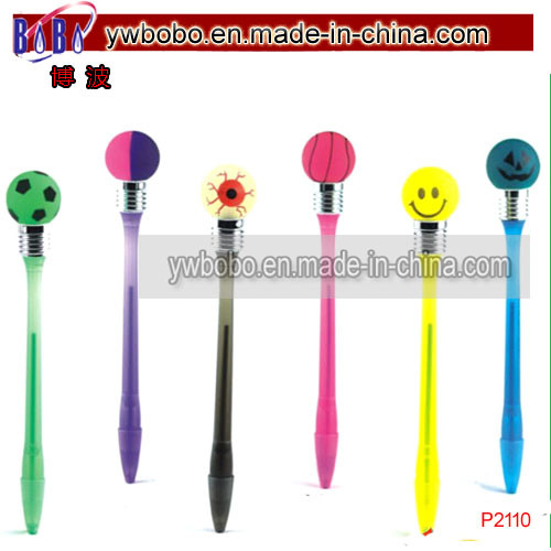 Promotion Gift Plastic Ball Pen Christmas Party Supply (P2110)