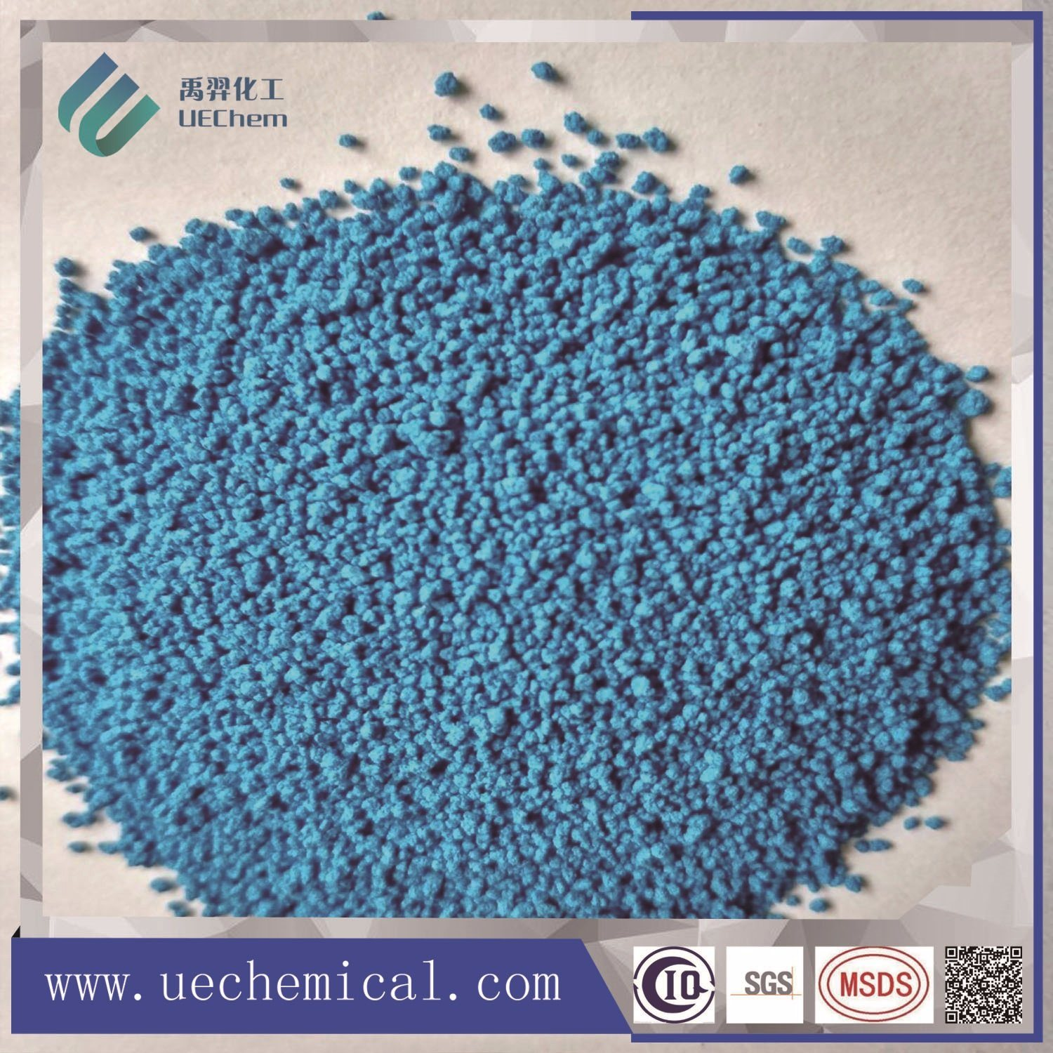 Sodium Sulphate Color Speckles for Detergent Powder & Washing Powder