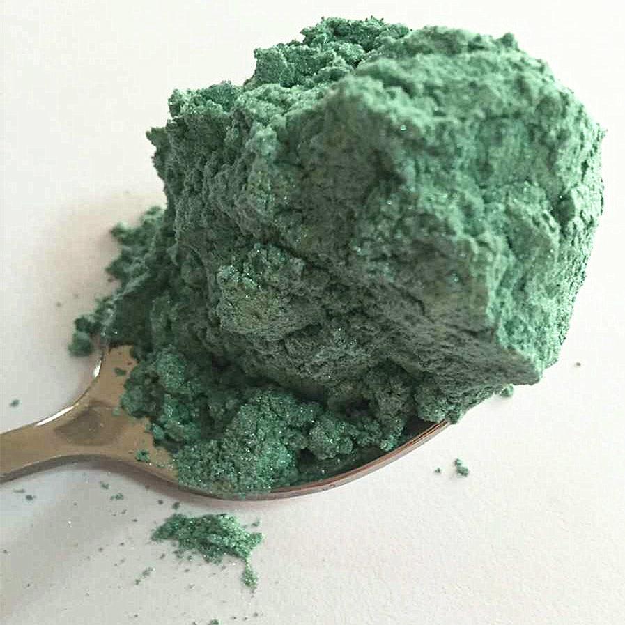 Chesir Jadeite Blue Pearlescent Pigment for Ceramics Floor (QC4225R)
