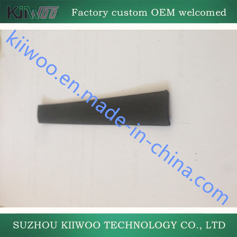 Fire Resistance Silicone Rubber Seal Strip Back with Adhesive