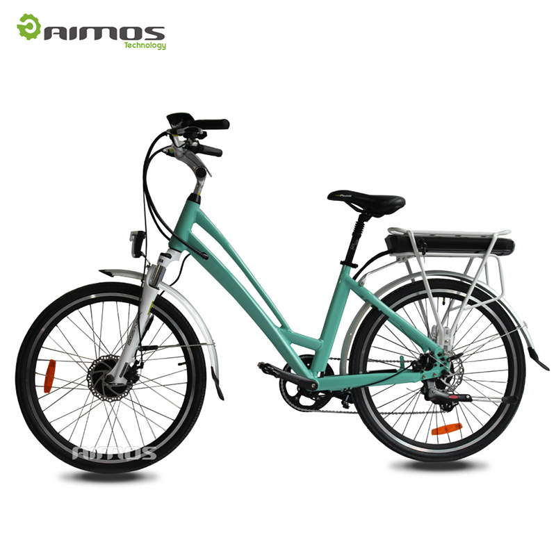 City & off-Road 250W 36V Green Power Ebike