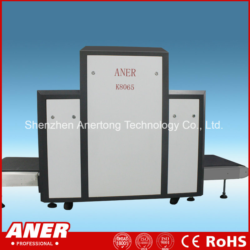 K8065 X Ray Scanner Baggage, Parcel Inspection for Metro Security