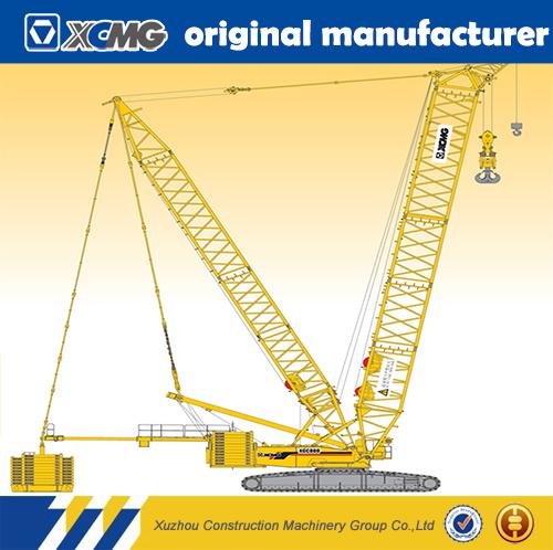 XCMG Original Manufacturer Xgc300 300 Ton Crawler Crane Price