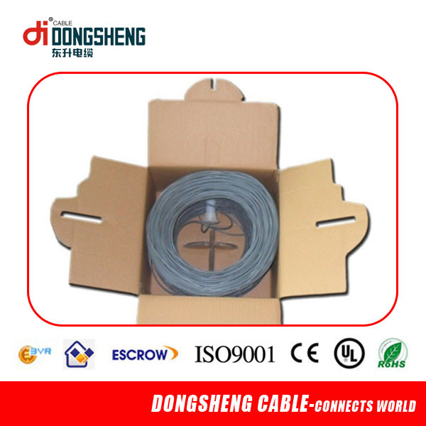 0.48mm, 0.50mm CCA/Cu PVC for UTP Cat5e Cable