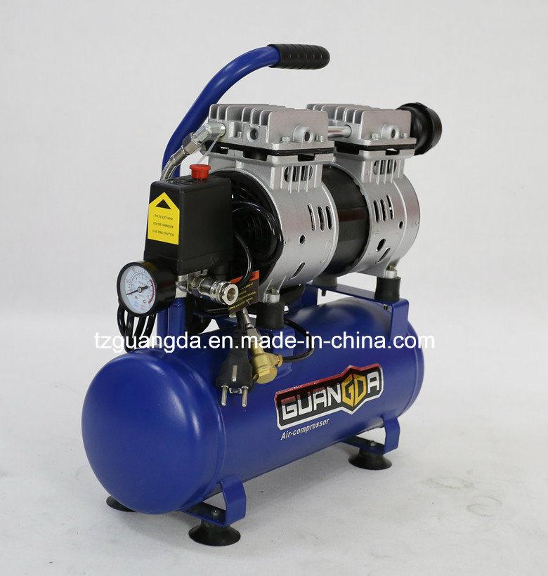 9L 480W Oil Free Air Compressor (GDG09)