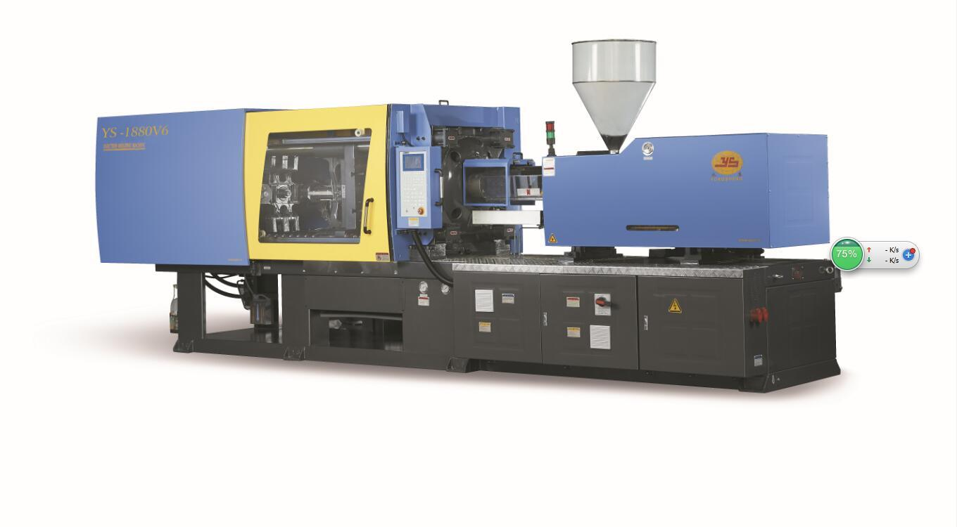 188t Servo Plastic Injection Molding Machine (YS-1880V6)