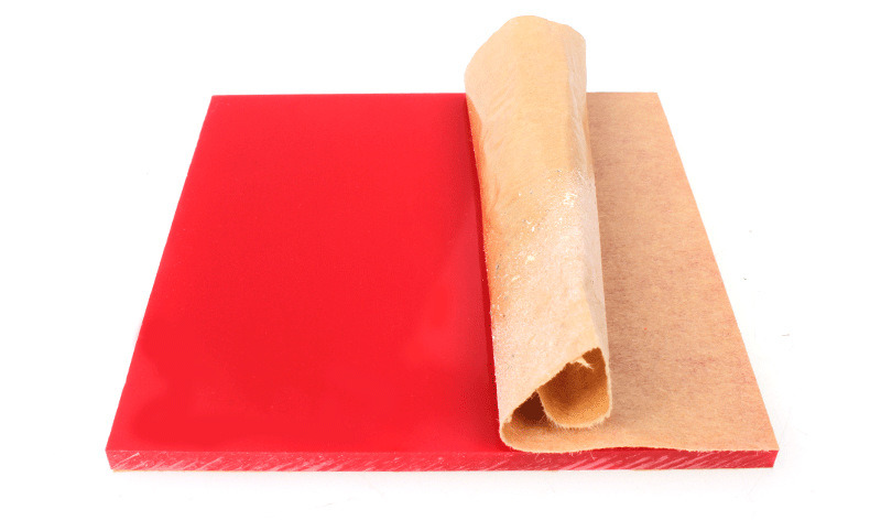 Red Acrylic Cast Acrylic Sheet China Manufacturer